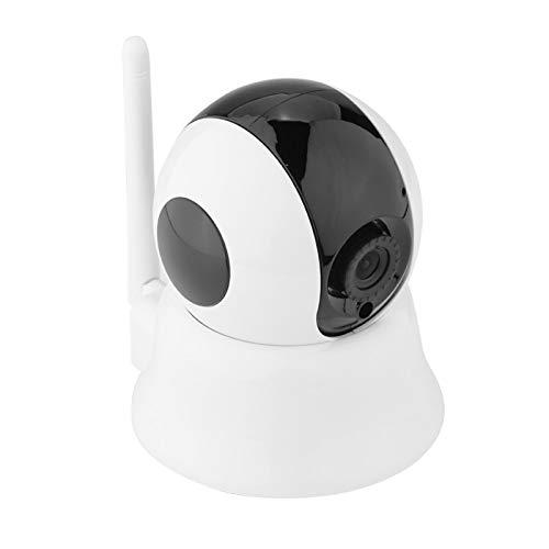 Tomanbery Cámara Web de la Red de la cámara CCTV del tiroteo Nocturno 720P HD del IR para la vigilancia de Seguridad(100-240V European Standard)