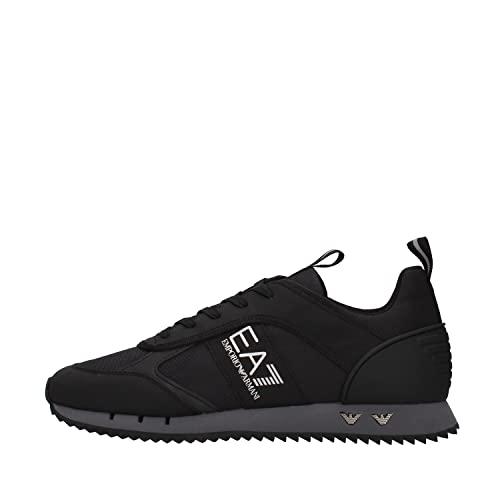 armani scarpe uomo sneakers Emporio Armani EA7 Scarpe Uomo Art X8X027 XK219 Q226 Colore Nero Misura A Scelta (Fraction_42_And_2_Thirds)