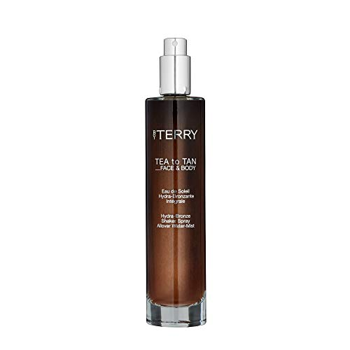 By Terry Tea To Tan Hydra-Bronze Shaker Spray Allover Water-Mist (Face & Body) 100ml
