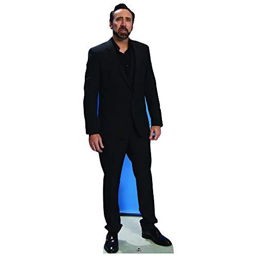 Star Cutouts CS757 Nicolas Cage Lifesize Cardboard Cutout
