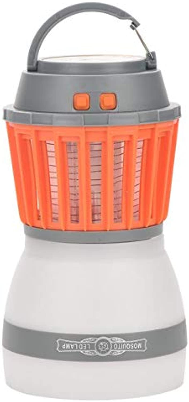 Moskito-Lampe SHUAKFDElectronic Moskito-Mrder-Lampe Led-Anti-Moskito-Lampe Solar-Moskito-Mrder-Lampe Nachtlampe Outdoor Waterproof Pest Killer LampKeine Sonnenkollektoren