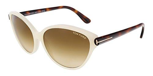 Tom Ford Gafas de Sol Priscila (60 mm) Blanco