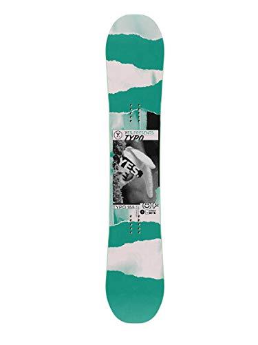 YES Typo Snowboard 2020-158cm