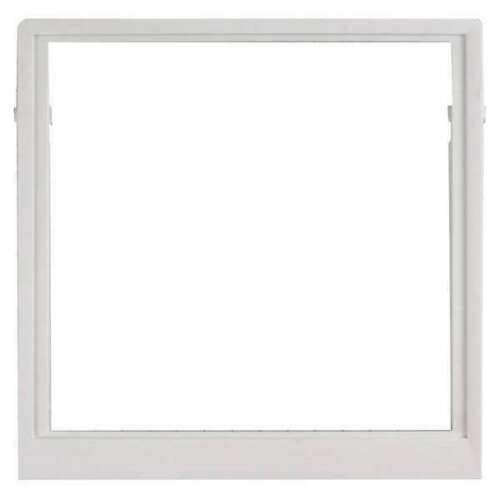 1 Pc of Crisper Pan Cover Part, Compatible With Electrolux Lower Crisper Pan Drawer Cover Frame NO GLASS # LZ0328244PAEL770