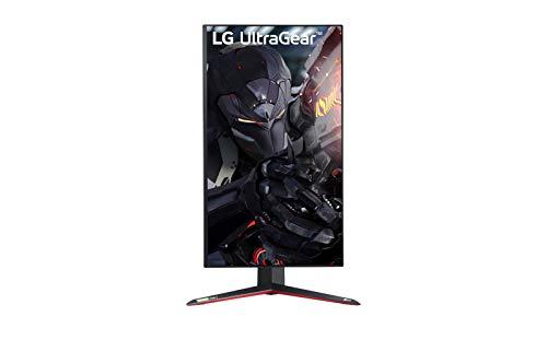 LG 27GN950-B 68,58 cm (27 Zoll) UltraGear(tm) 4K UHD IPS Gaming Monitor (AMD Radeon FreeSync, 144 Hz, 1ms GTG, G-Sync), mattschwarz - 15