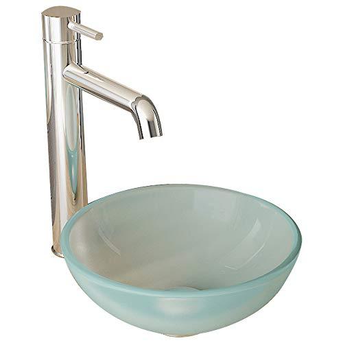 Milchglasschale/Aufsatzschale/Badezimmer/Glaswaschschale Ø 31 / Waschschale