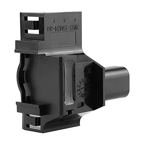Reunion Capucha de Interruptor de automóvil Alarma antirrobo Fit para Land Rover LR2 LR4 2005-2013 LR041431 (Color : Black)