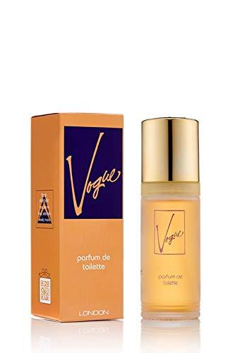 Milton Lloyd Perfumes para mujer - Vogue Parfum de Toilette - Rica, bonita y floral - Larga duración - 55 ml PDT
