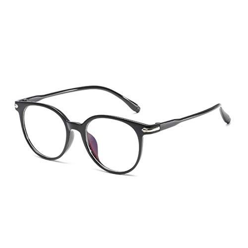 DWSAQ Unisex Elegante Cuadrado Sin receta Gafas Gafas