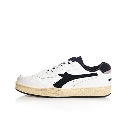Diadora - Sneakers MI Basket Low Used für Mann und Frau (EU 44)