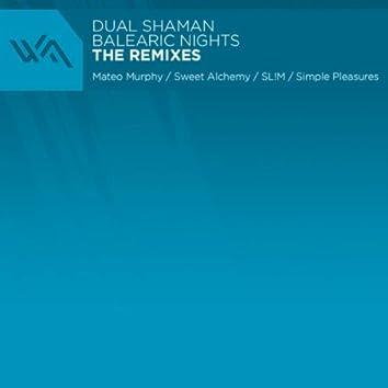 Balearic Nights: The Remixes