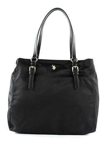 U.S. POLO ASSN. Handle Bag Houston Black