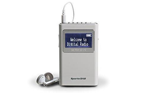 Roberts - Radio, Stereo headphones, requires batteries (2x LR6 AA)