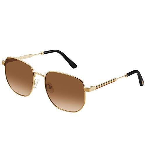 AVAWAY Occhiali da sole polarizzati dama uomo protezione UV occhiali per sport all'aperto guida, pesca golf