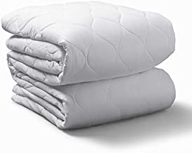 Sunbeam Heated Mattress Pad | Water-Resistant, 20 Heat Settings , White , Queen - MSU6SQS-T000-11A00
