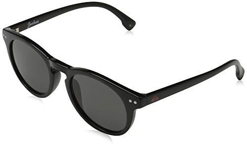 Quiksilver Jungen Sonnenbrille Joshua - Sonnenbrille für Jungen, Black/Black/Grey - Combo, 1SZ, EQBEY03007