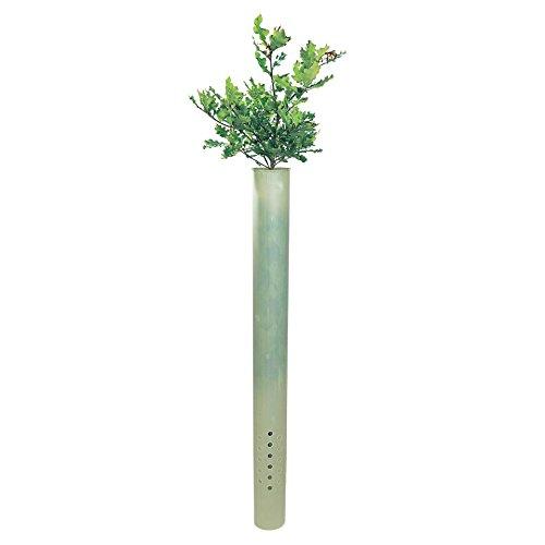 Tubex Ventex Wuchshüllen, 1.2m, Ø 80-120mm, hellgrün, Baumschutz-Röhren zum Fege- und Verbissschutz (60)