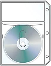 DVD Binder Page - White - Pack of 50 Pages