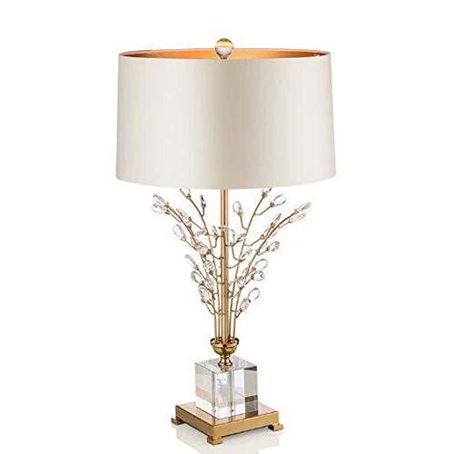 ETH lámpara de Mesa Tabla de Cristal lámpara de Cristal de Nordic Post-Moderna Minimalista Diseñador Modelo de habitación Sala de Estar Dormitorio de la lámpara de Escritorio Creativa Estudio 42x73cm