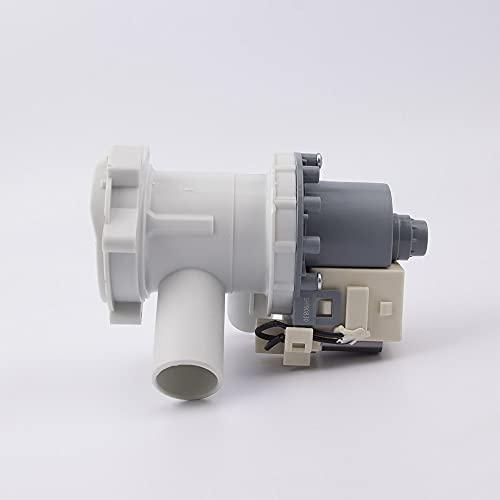 QYANGSHAN Bomba de Drenaje Universal PX-2-35 para Motor de Lavadora LG Samsung 35w