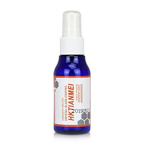 SNIIA Lavaparabrisas Limpiaparabrisas Liquido Anti-Lluvia Elimina Polvo 50ML