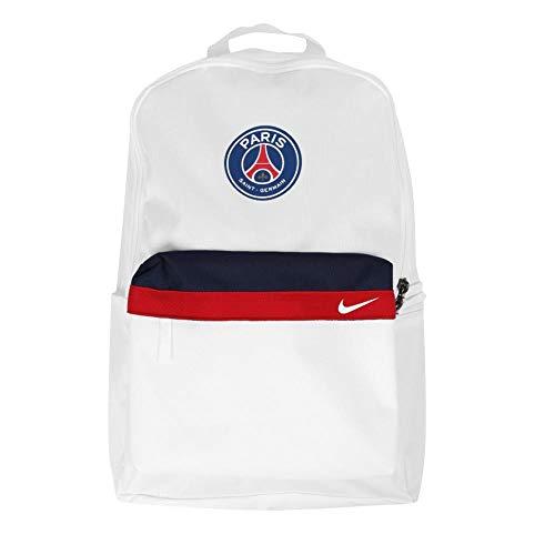 Nike Nk Stadium Psg Bkpk - white/midnight navy/university red/, Größe:-