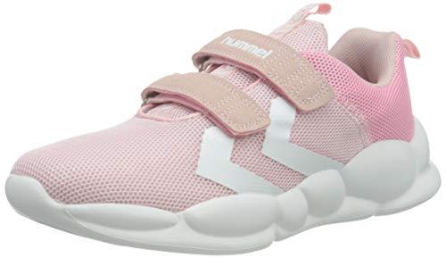 hummel Unisex-Kinder Pioneer JR Sneaker, PINK,31 EU