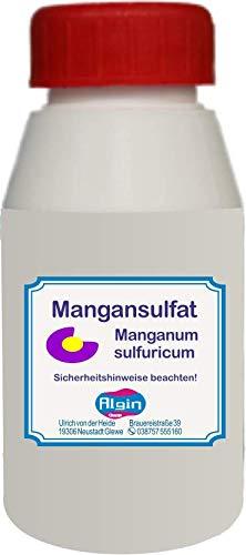 Mangansulfat 150 g Allergien - Blutarmut - Bronchitis - Cholesterinwerte - Rheuma