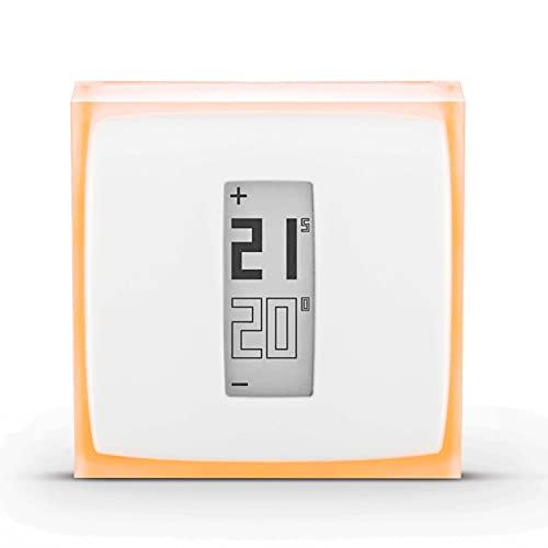 Netatmo NTH-PRO intelligentes Thermostat zur Verbindung von Heizkesseln und Wärmepumpen
