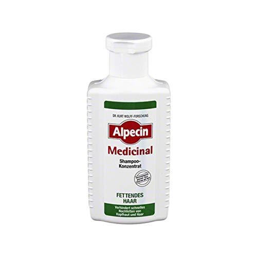 Alpecin Med. Konzentrat Shampoo fett 2 x 200ml