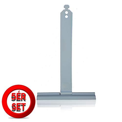 ✅ Rolladen Aufhängefeder Rollladen Halterung MAXI ✅ Kunststoffbeschichtet 5 Stück