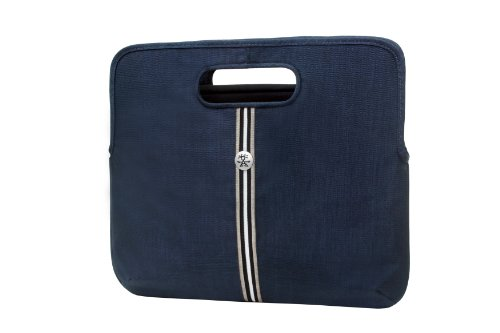 Crumpler CMR-M-002 Common Rice laptoptas maat M blauw