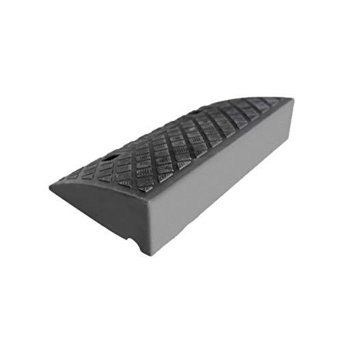 AOYANQI-Bordsteinrampen Rollstuhl-Curb Ramps, Größe Wasserdicht Nein Umformschritt Mat Hotel Apartment Schwelle Rampen: 49,5 * 26,5 * 10.5CM für Autos (Color : Black, Size : 49.5 * 26.5 * 10.5CM)