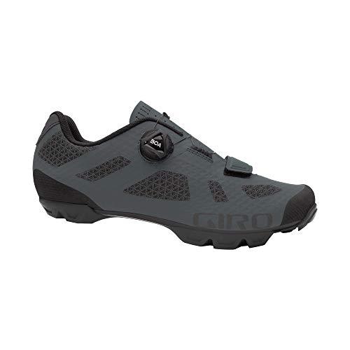 Giro Rincon Men's Mountain Cycling Shoes - Portaro Grey (2021) - Size 42