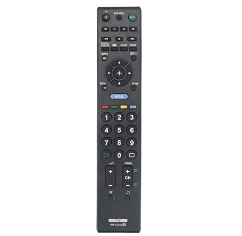 ALLIMITY RM-ED046 Telecomando Sostituito per Sony Bravia TV KDL-22CX32D KDL-26BX320 KDL-32BX320 KDL-32BX420 KDL-32EX310 KDL-40BX420 KDL-42EX410