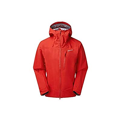 Montane Men's Alpine Spirit Waterproof Jacket
