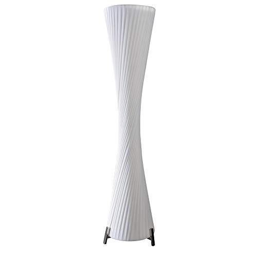 Invicta Interior Helix L Moderne Design Stehlampe weiss 160cm
