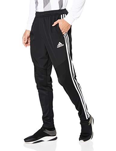 adidas Herren TIRO19 WRM PNT Sport Trousers, Black/White, L