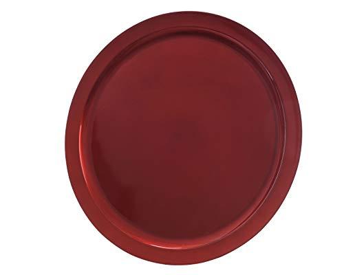 KSD Platzteller 40cm Rot