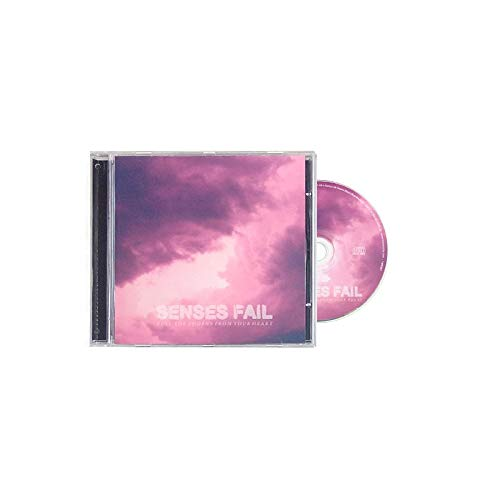 "Senses Fail ""Pull The Thorns From Your Heart"" CD"