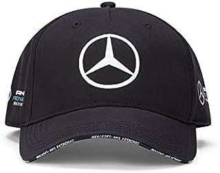 Fuel For Fans Mercedes Benz AMG Petronas F1 2020 Team Baseball Hat Black/White (Black)