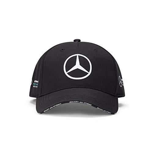 Fuel For Fans メルセデスベンツ AMG ペトロナス F1 2020 チーム野球帽 ブラック/ホワイト One Size ブラック