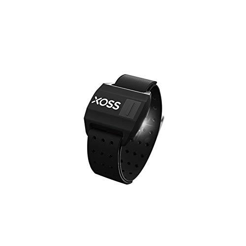 XOSSアームバンドハートレートモニターBluetooth 4.0&ANT +ワイヤレスハートレートヘルスアクセサリー (黑)