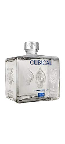 Cubical London Dry Gin Premium alc. 40% vol, 700 ml