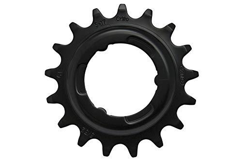 Kmc Unisex-Adult 810730 Ritzel, Schwarz, 10 x 10 x 1 cm