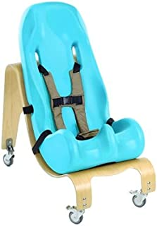 FBC Special Tomato Soft-Touch Sitter Seat - seat and Mobile Base - Size 1 - Teal