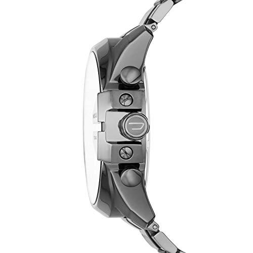 Diesel Homme Chronographe Quartz Montre avec Bracelet en Acier Inoxydable DZ4329