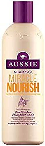 Aussie Miracle Nourish Champú - 300 ml