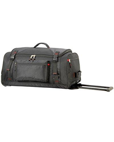 Shugon - sac trolley de sport / voyage - 78L - PARIS 6096 - noir - gros volume