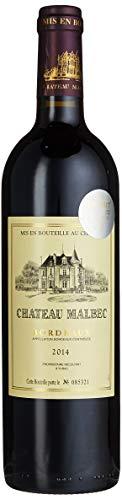 Château Malbec Bordeaux Rouge AOC Merlot 2012 trocken (1 x 0.75 l)
